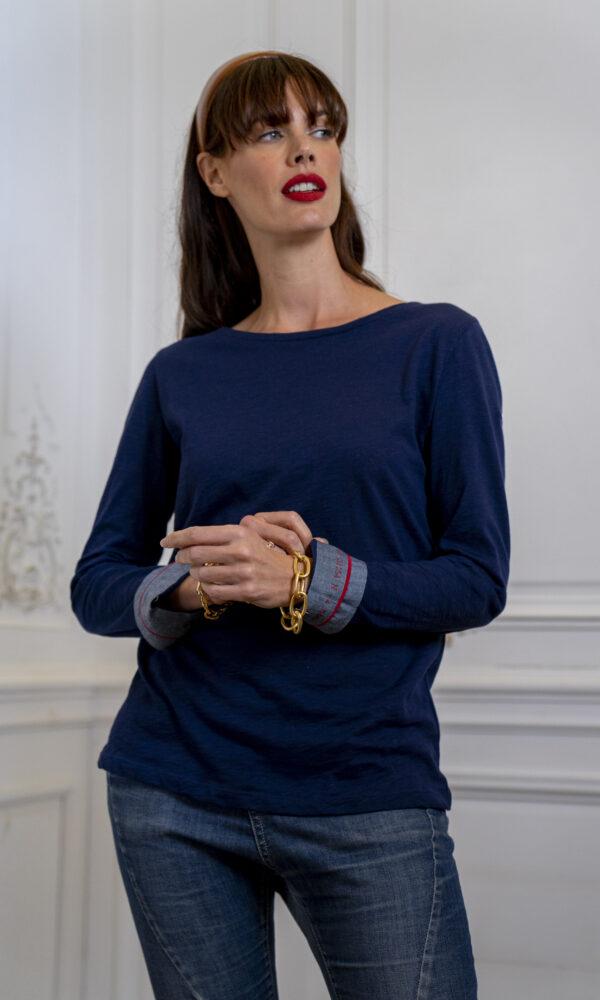 ERICA MARINE- La Marinière Française