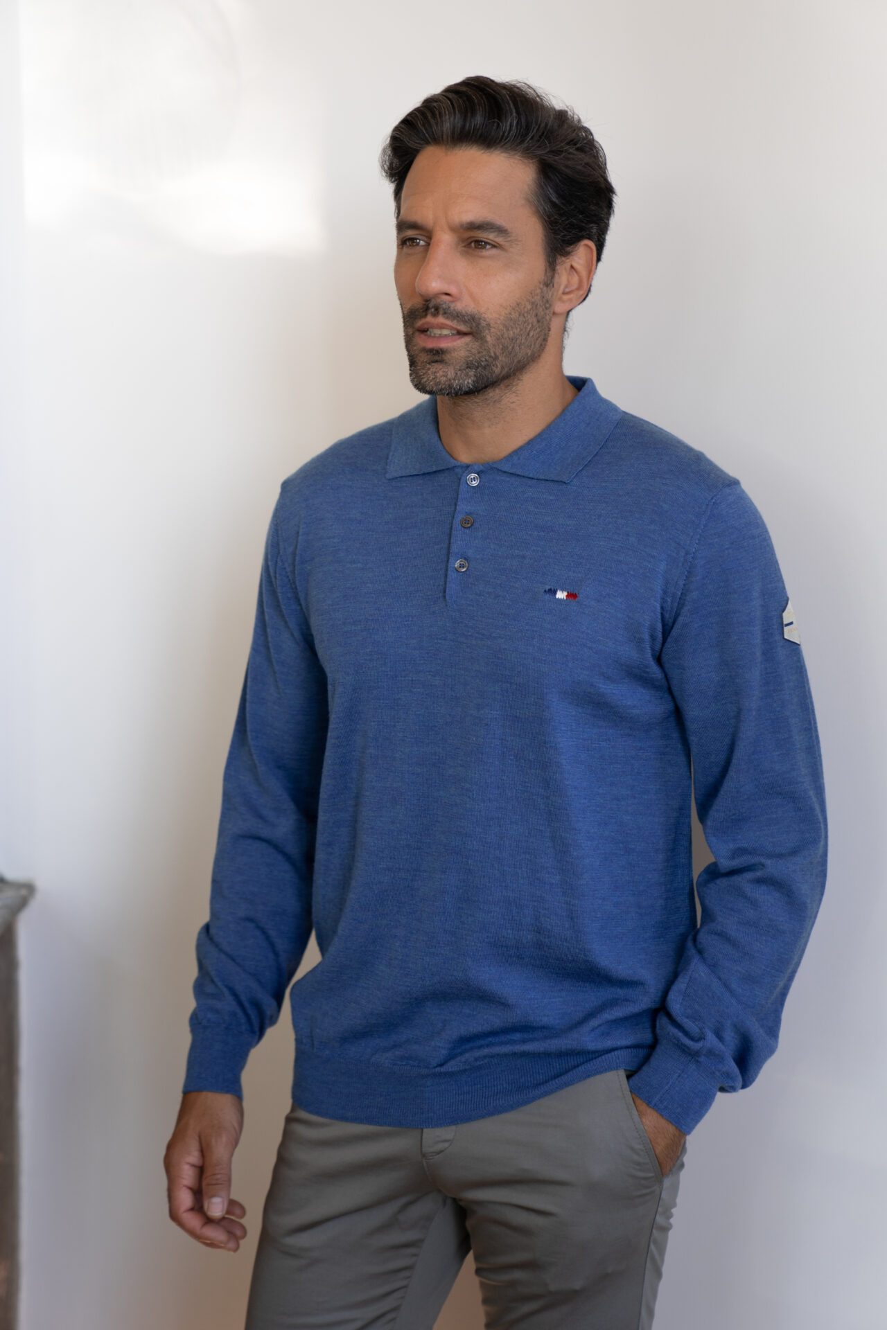 Pullover chic homme