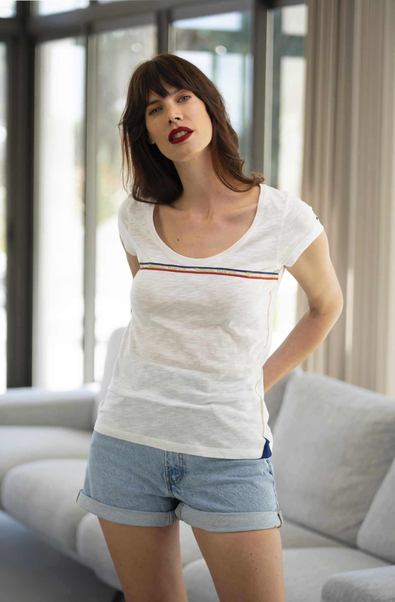 Tee-shirt-blanc-femme