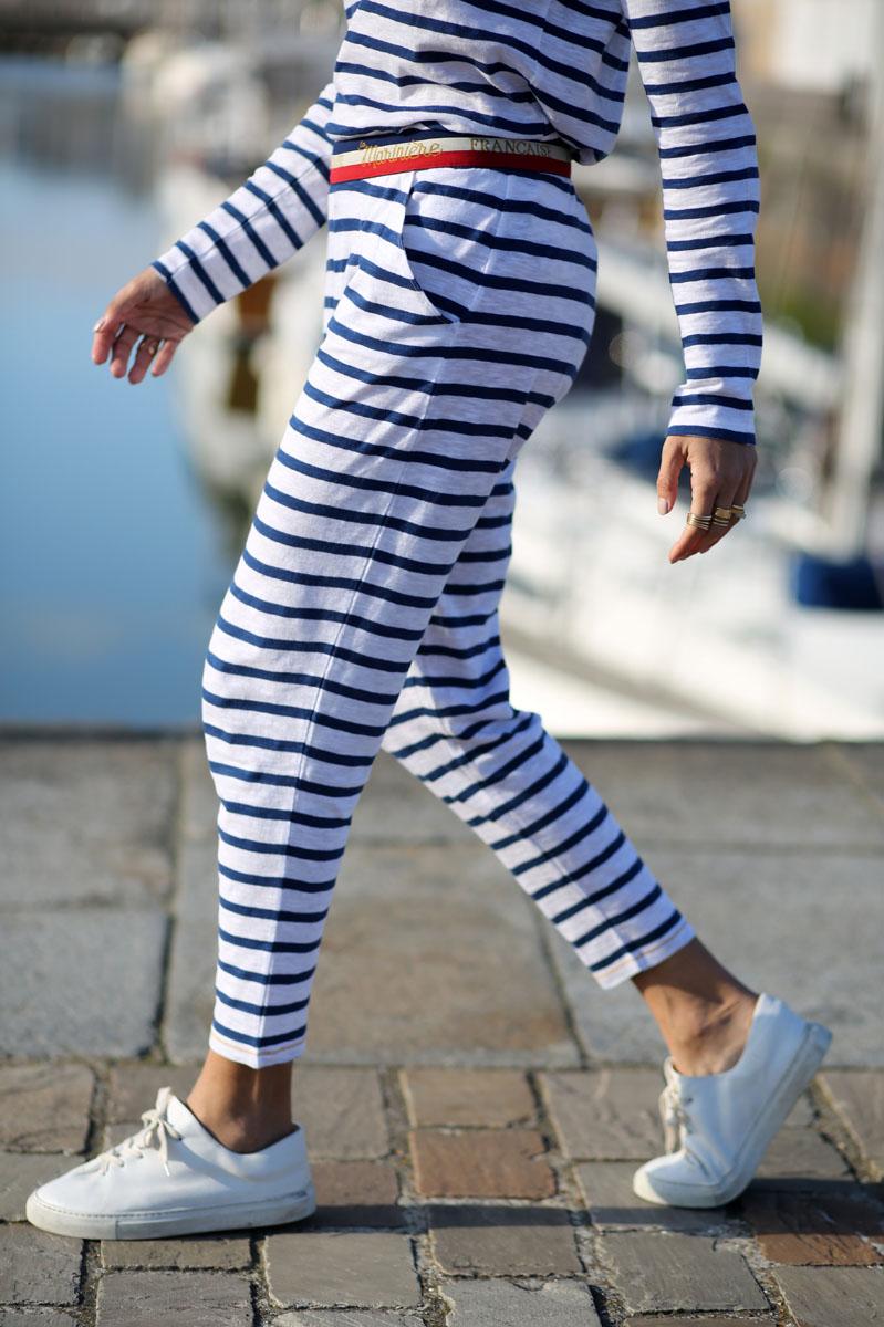 pantalon-jogging-rayures