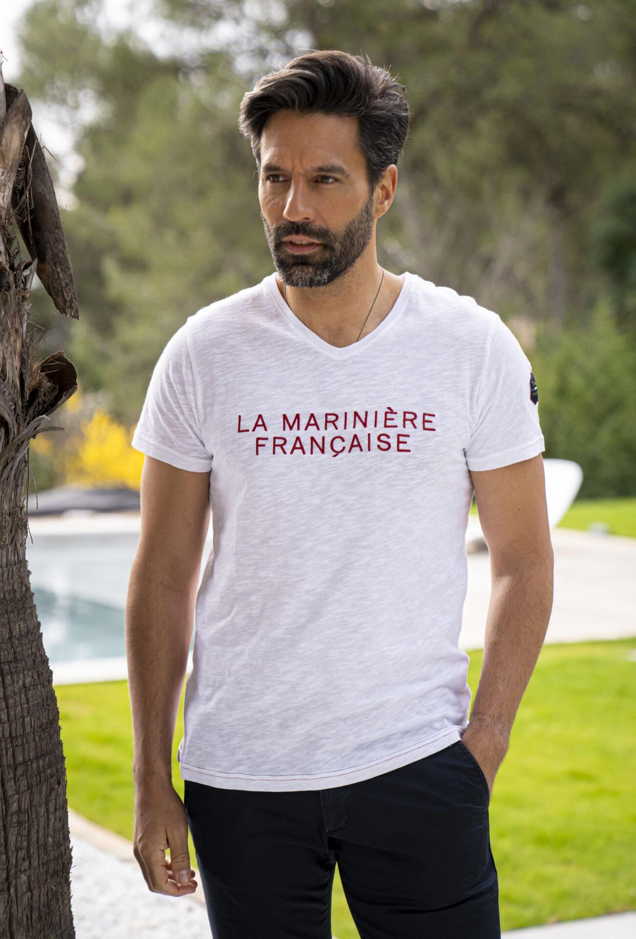 tee-shirt-col-v-homme