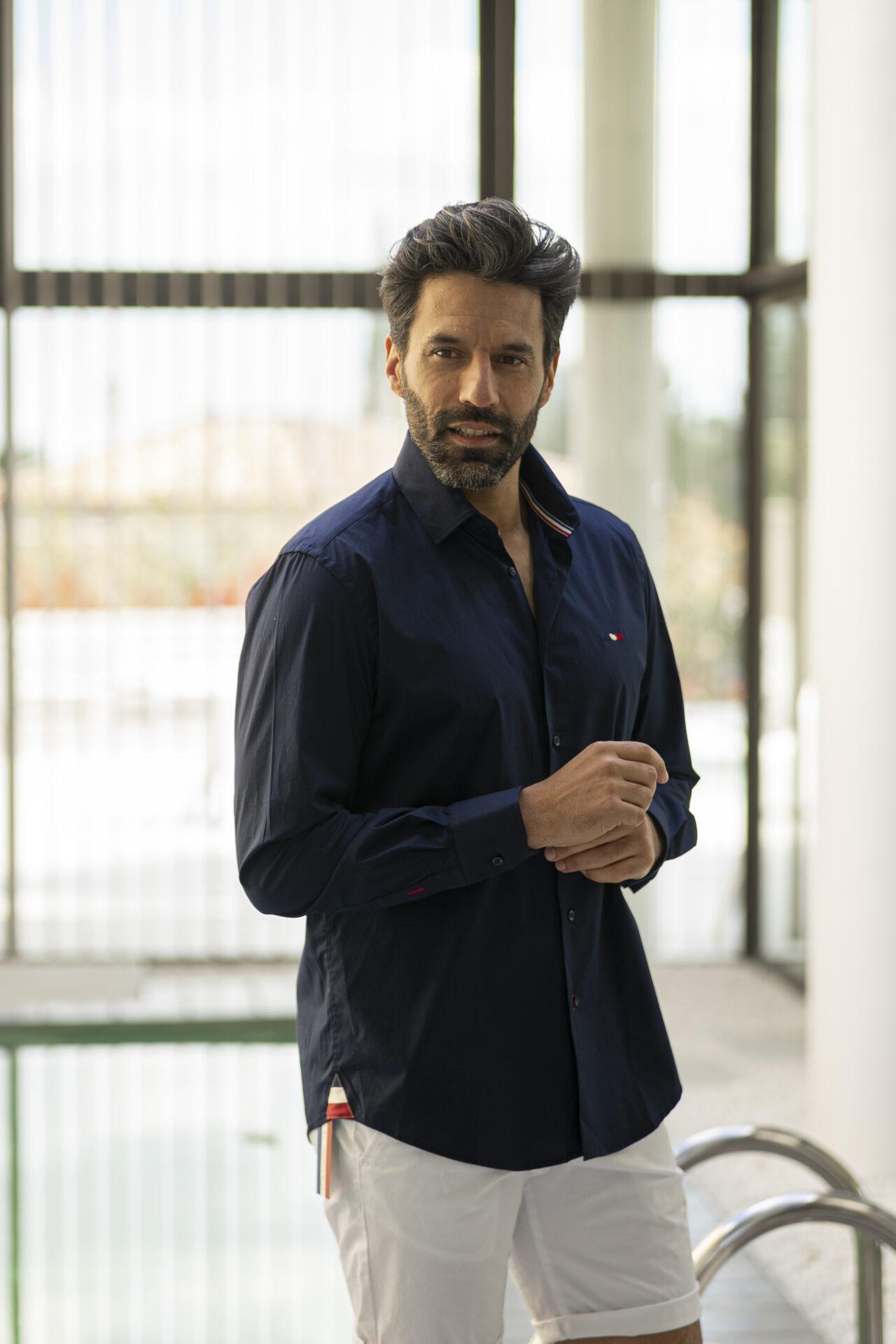 chemise-coton-homme