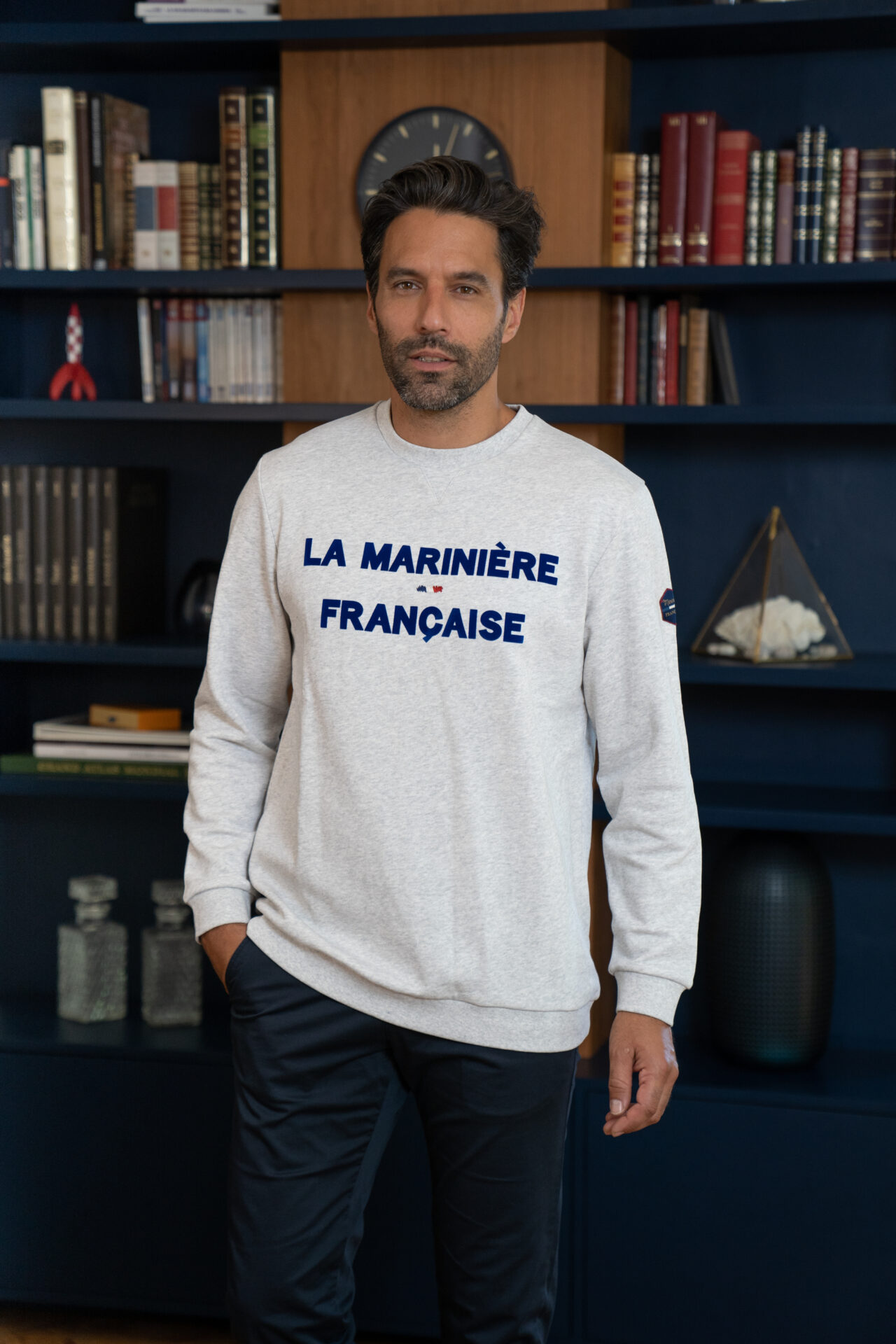 sweat manches longues homme