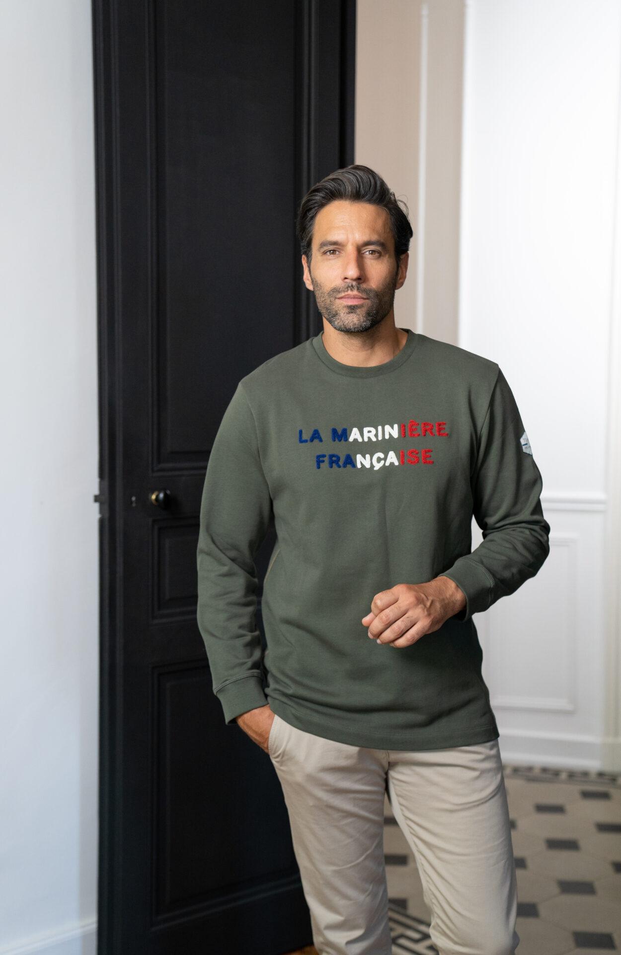 Sweatshirt tendance homme